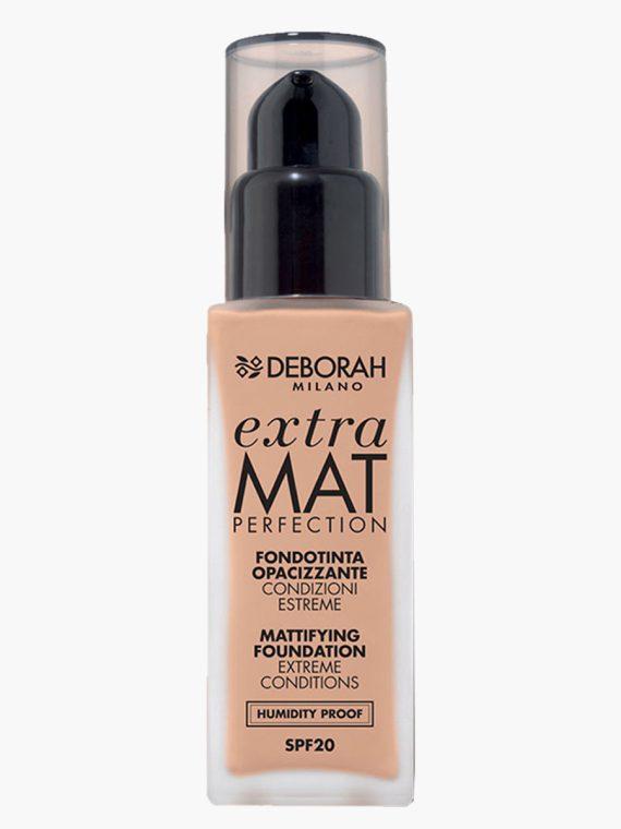 Deborah Extra Mat Perfection Foundation - 36 ml - new