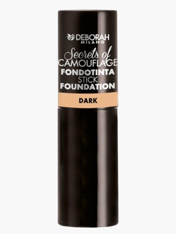 Deborah Secrets of Camouflage Stick Foundation - 10 gms - new