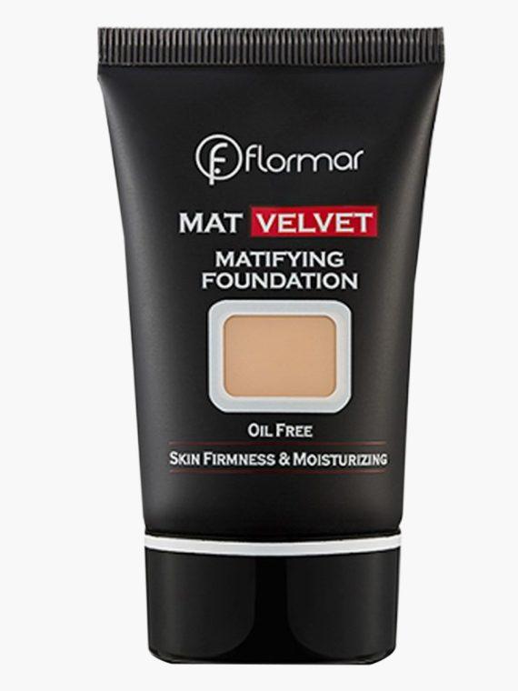 Flormar Mat Velvet Matifying Foundation - new