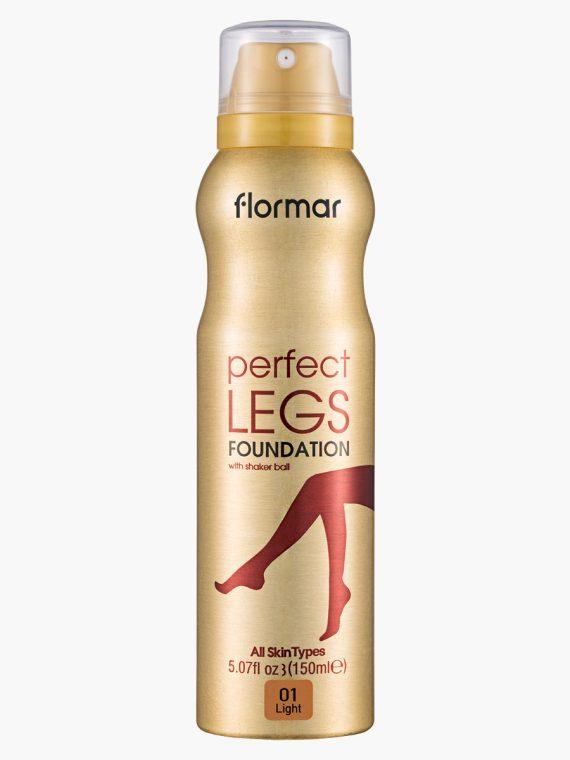 Flormar Perfect Legs Foundation - 150 ml - new