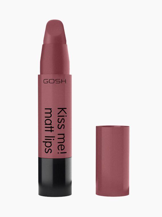 GOSH Kiss Me! Matte Lipstick - new