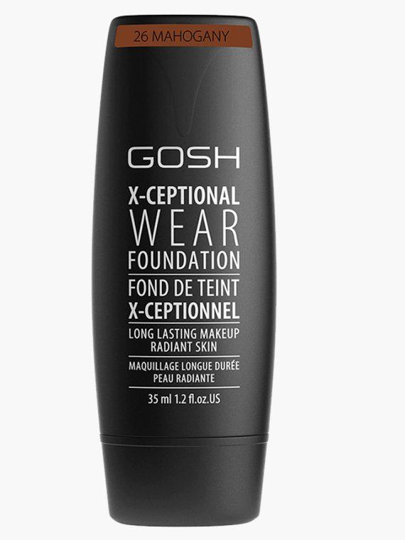 GOSH X-Ceptional Wear Foundation - 35 ml - new
