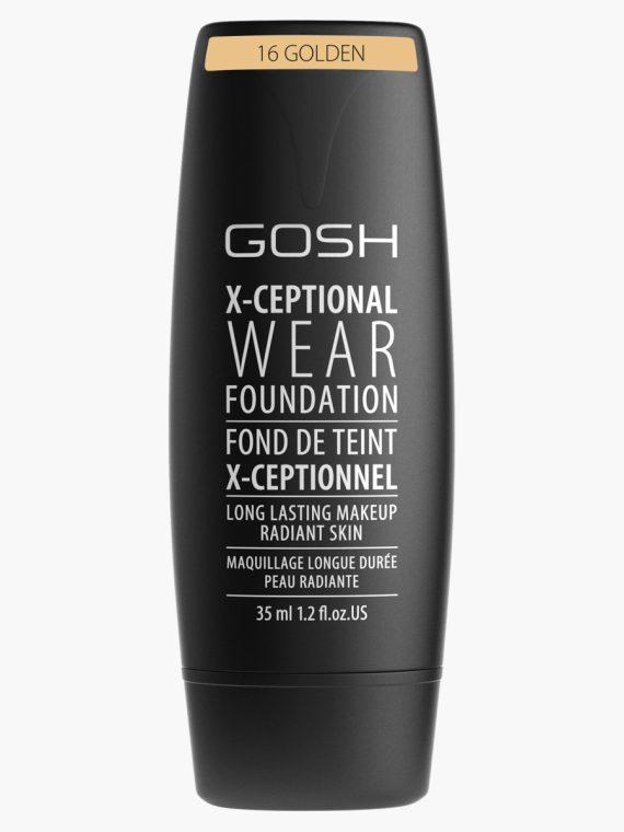 Gosh X-Ceptional Wear Foundation - new