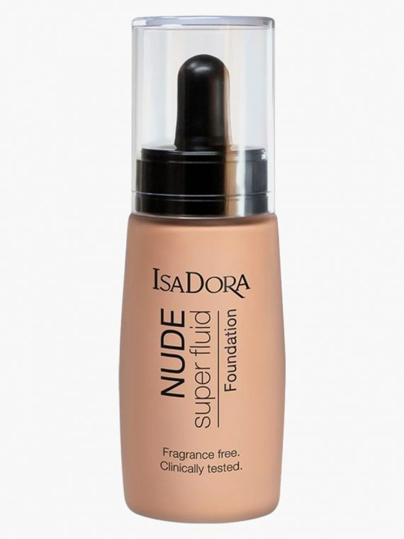 IsaDora Nude Sensation Foundation - new