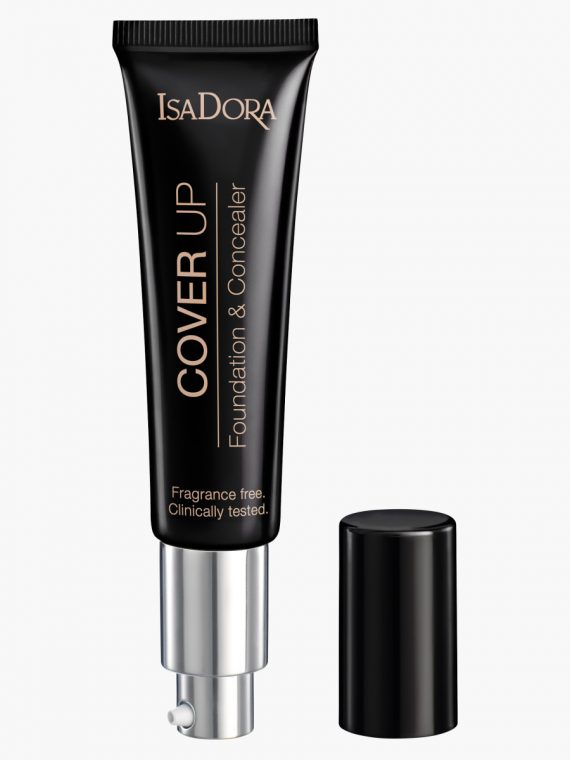 Isadora Cover Up Foundation & Concealer - 35 ml - new