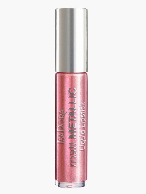 Isadora Matt Metallic Liquid Lipstick - new