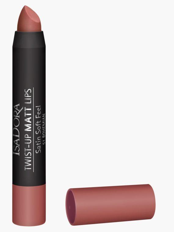 Isadora Twist-Up Lipstick - new