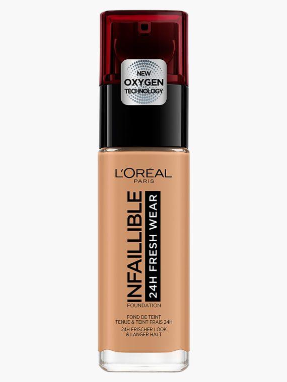 L'Oréal Paris Infallible Foundation - new