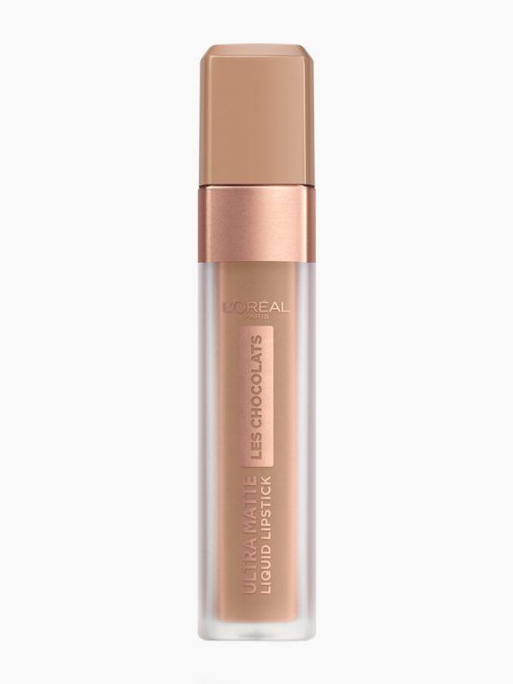 L'Oreal Paris Les Chocolats Ultra Matte Liquid Lipstick - new