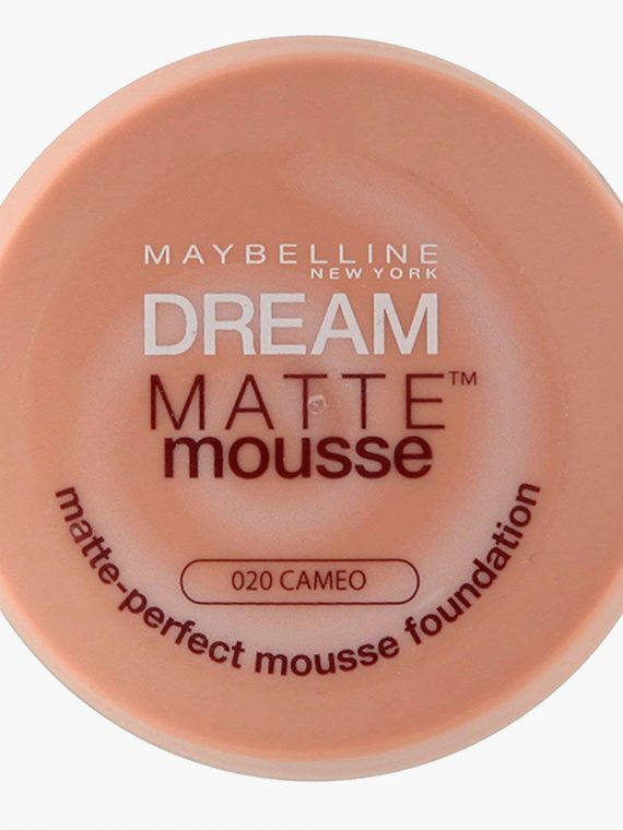 Maybelline New York Dream Matte Mousse Foundation - new