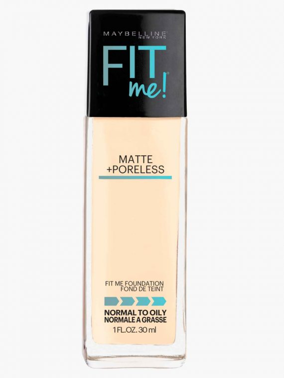 Maybelline New York Fit Me Matte Poreless Foundation - new