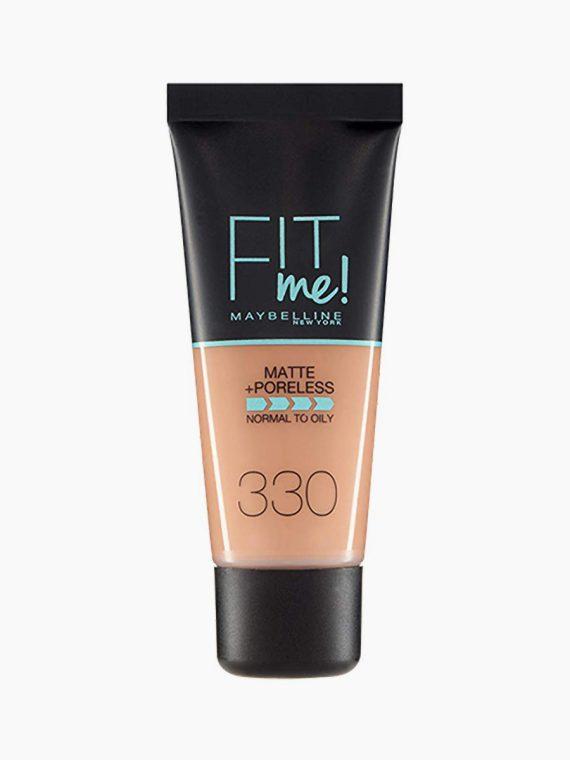 Maybelline New York Fit Me Matte + Poreless Foundation - new