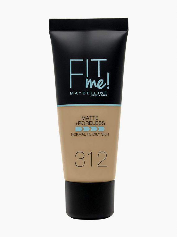 Maybelline New York Matte and Poreless Foundation - new