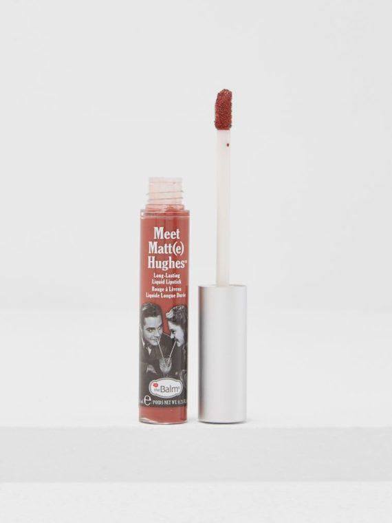 Meet Matte Hughes Trustworthy Lipstick - The Balm