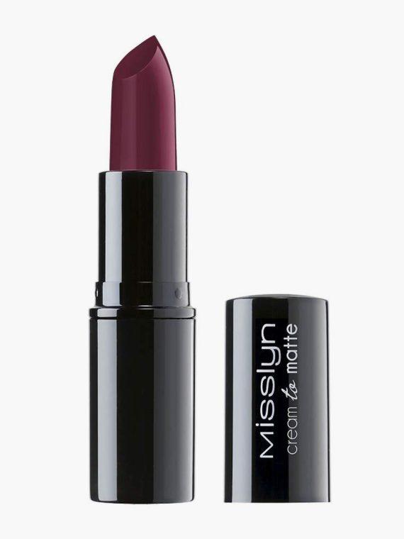 Misslyn Cream to Matte Lipstick - new