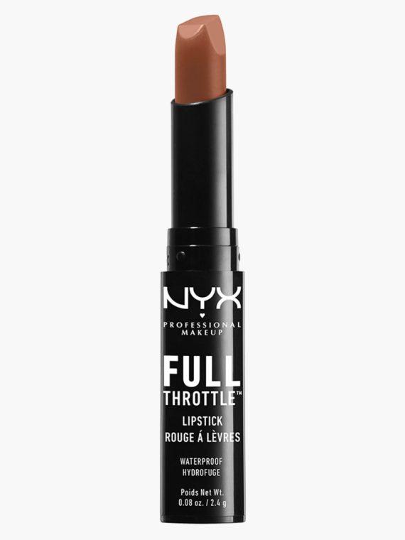 NYX Professional Make Up Full Throttle Lipstick - new