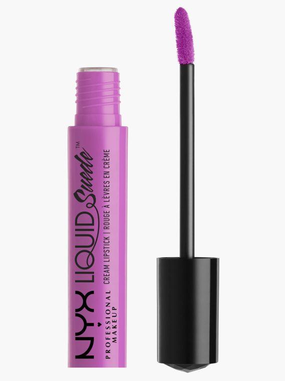 NYX Professional Makeup Liquid Suede Cream Lipstick - new