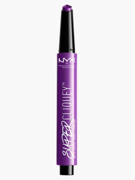 NYX Professional Makeup Super Cliquey Lipstick - new