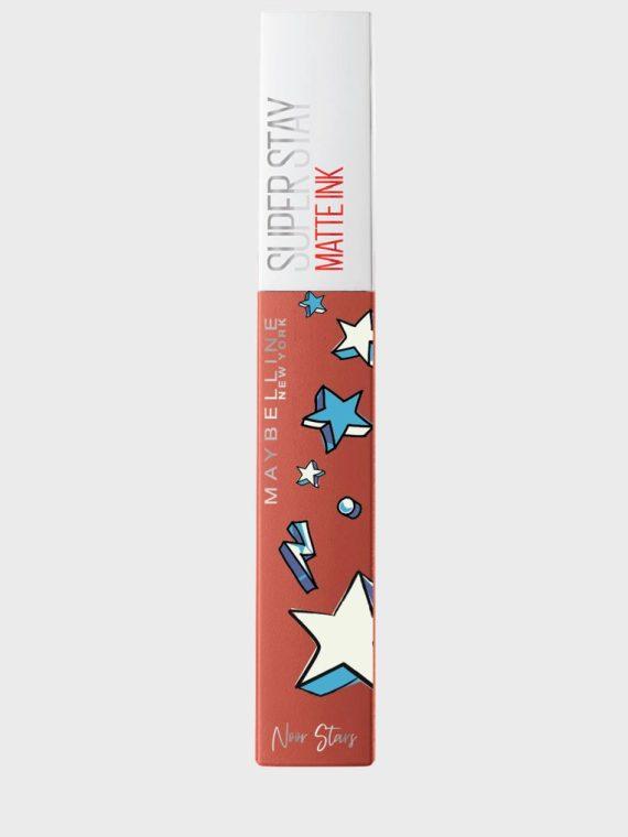 Noor Stars Superstay Matte Lipstick - Girl Power - Maybelline New York