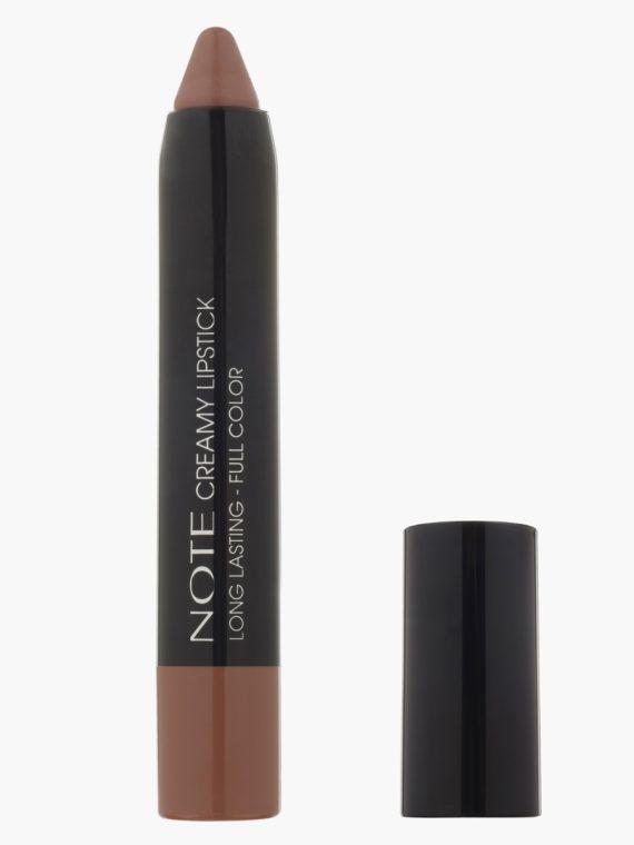Note Creamy Lipstick - new