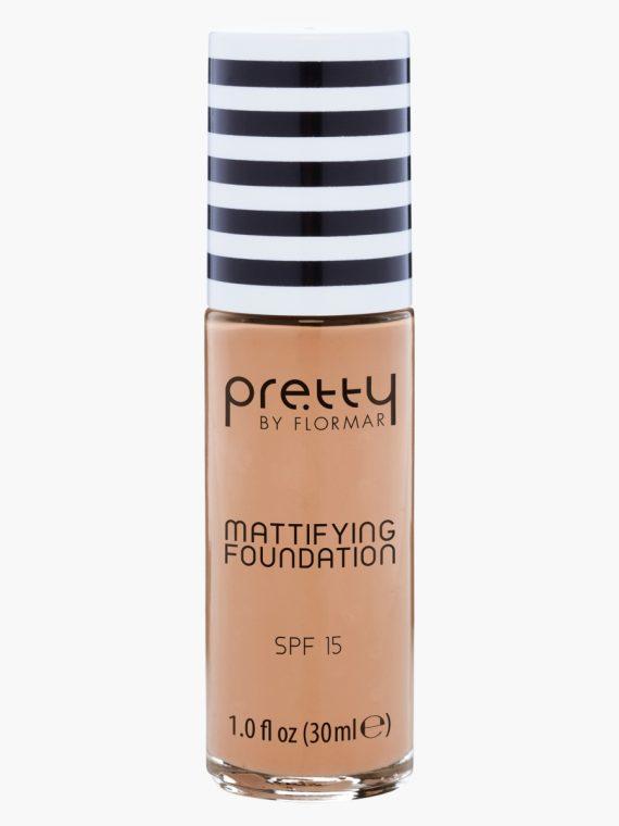 Pretty by Flormar Mattifying Foundation - new