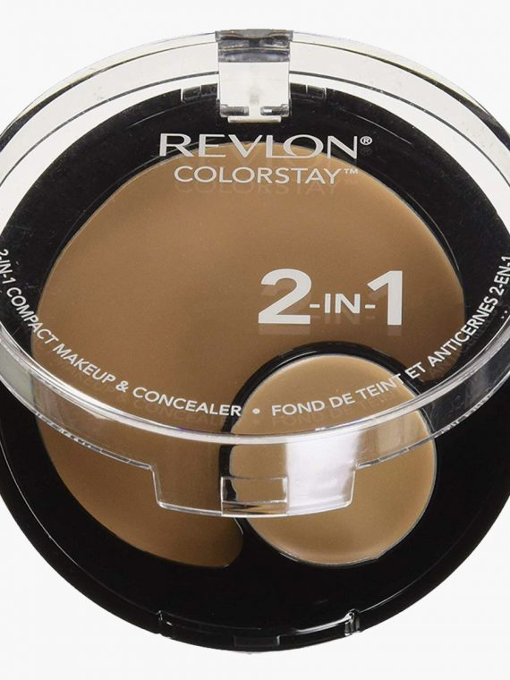 REVLON ColorStay 2-in-1 Compact Foundation and Concealer - new