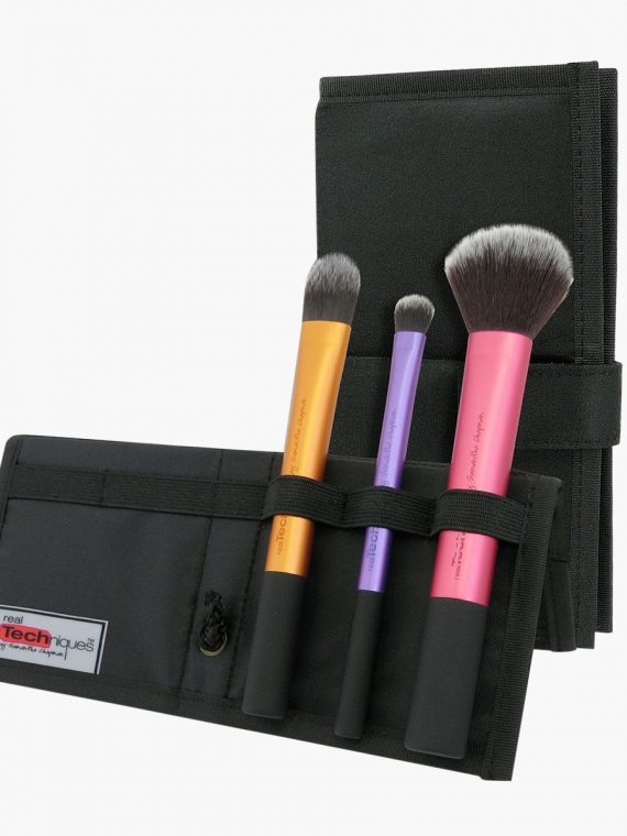 Real Techniques Cosmetics Brush Set - new
