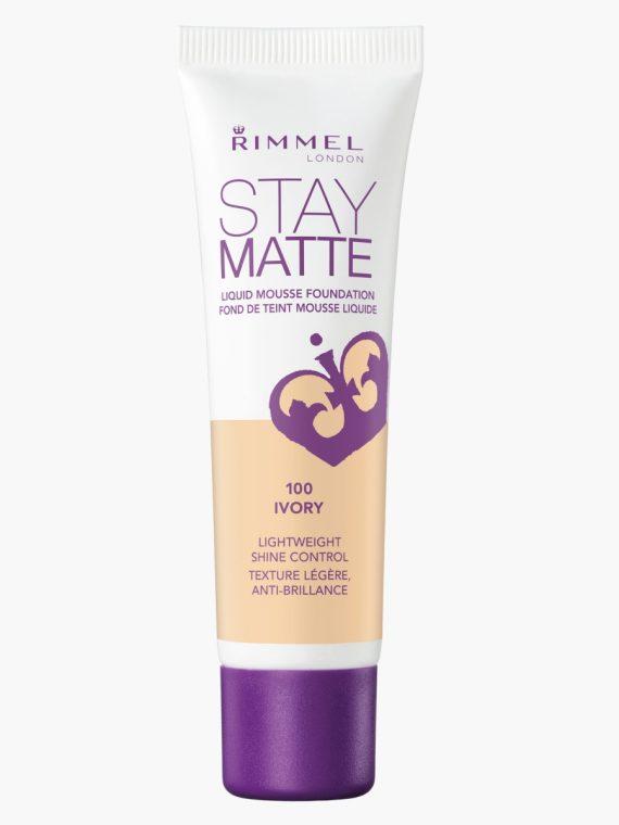 Rimmel Liquid Mousse Foundation - new