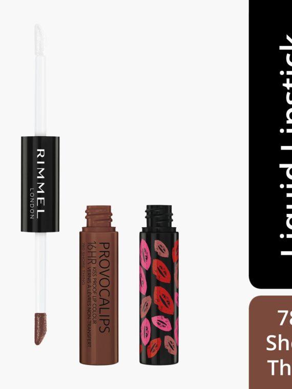 Rimmel Provocalips Liquid Lipstick - 7 ml - new