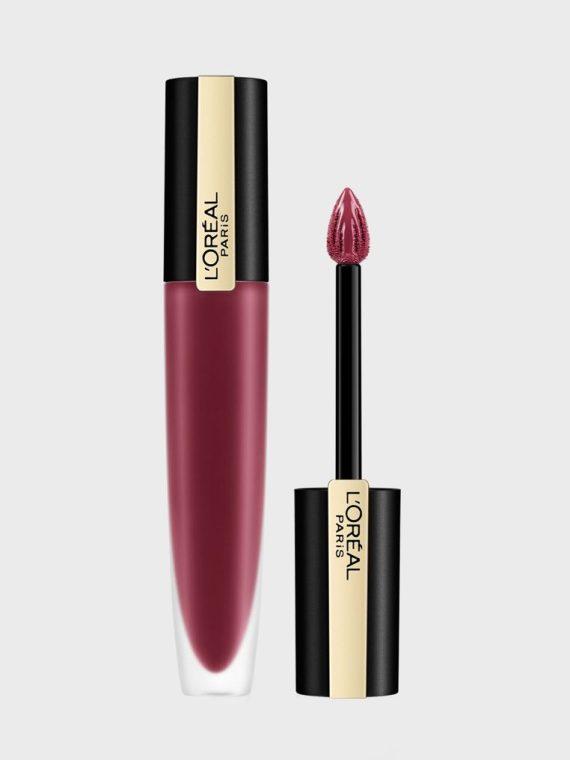 Rouge Signature Lipstick 103 I Enjoy - L'Oreal Paris