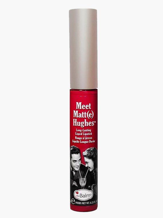 The Balm Meet Matte Hughes Liquid Lipstick - new