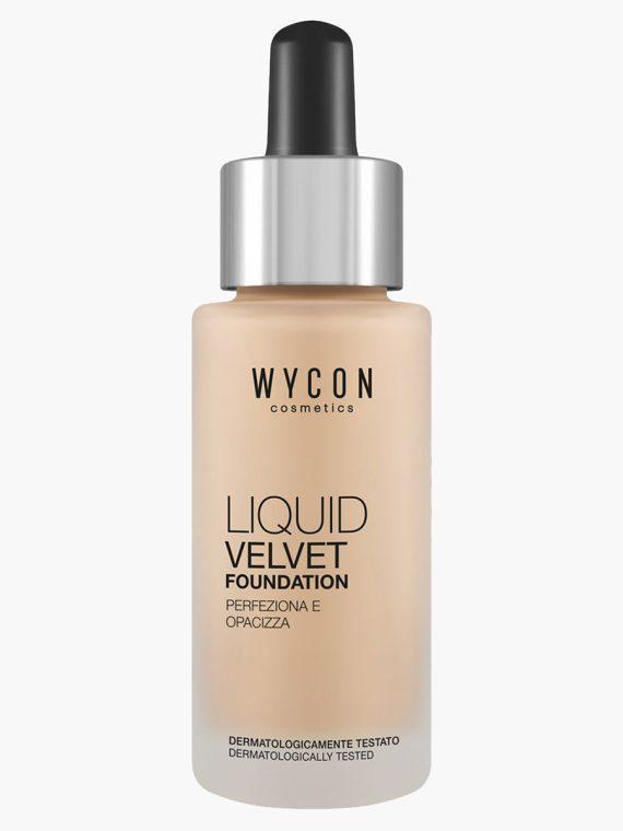 Wycon Cosmetics Liquid Velvet Foundation - new