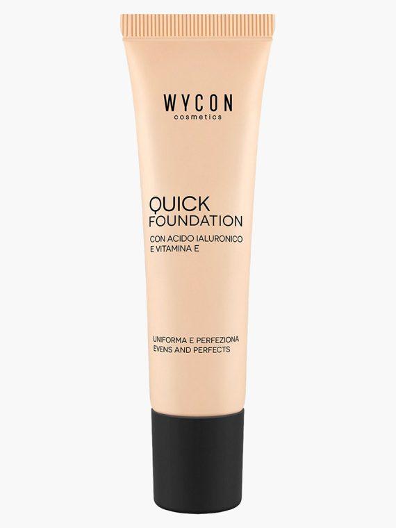 Wycon Cosmetics Quick Foundation - new