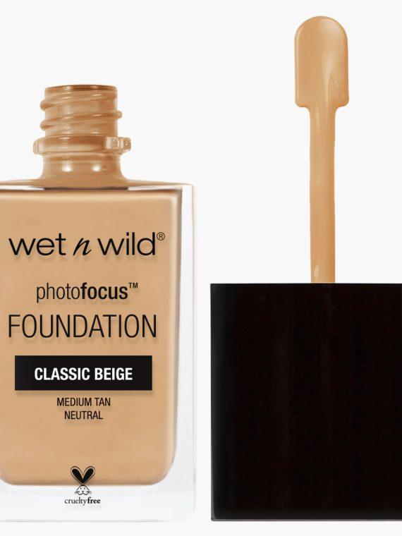 wet n wild Photofocus Foundation - new