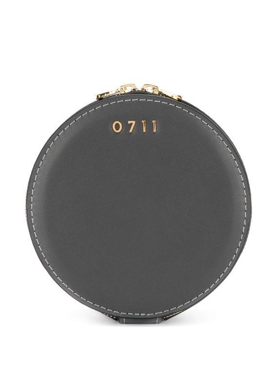 0711 medium Evi cosmetic bag - Grey - 0711