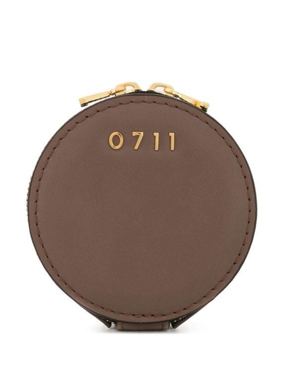 0711 small Evi cosmetic bag - Brown - 0711