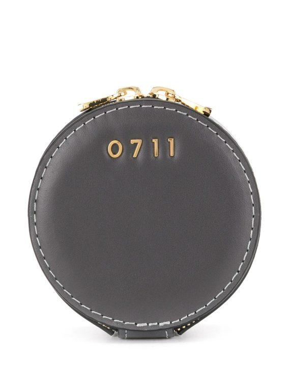 0711 small Evi cosmetic bag - Grey - 0711