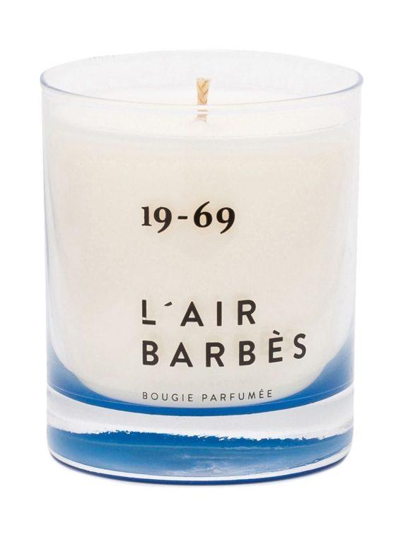 19-69 L'Air Barbés Candle - White - 19-69