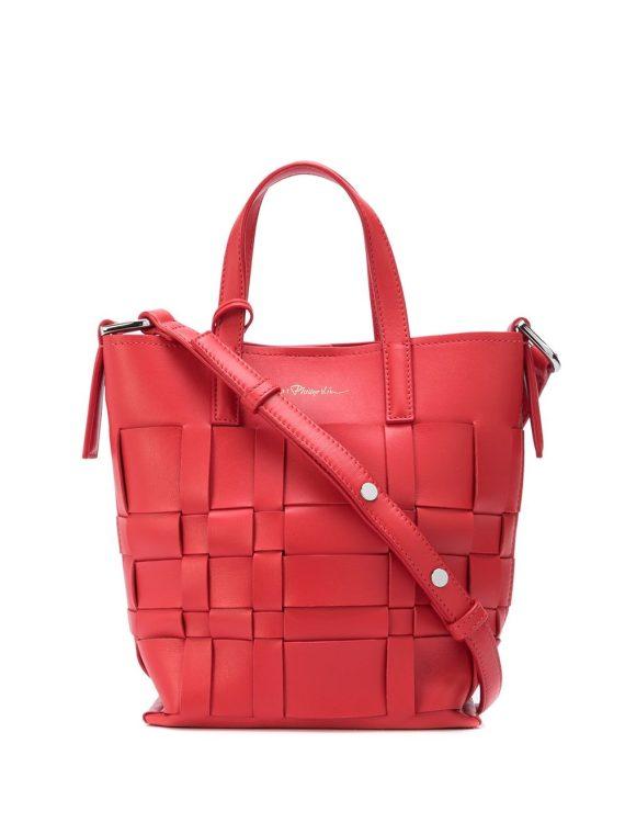 3.1 Phillip Lim mini Odita bucket bag - Red - 3.1 Phillip Lim