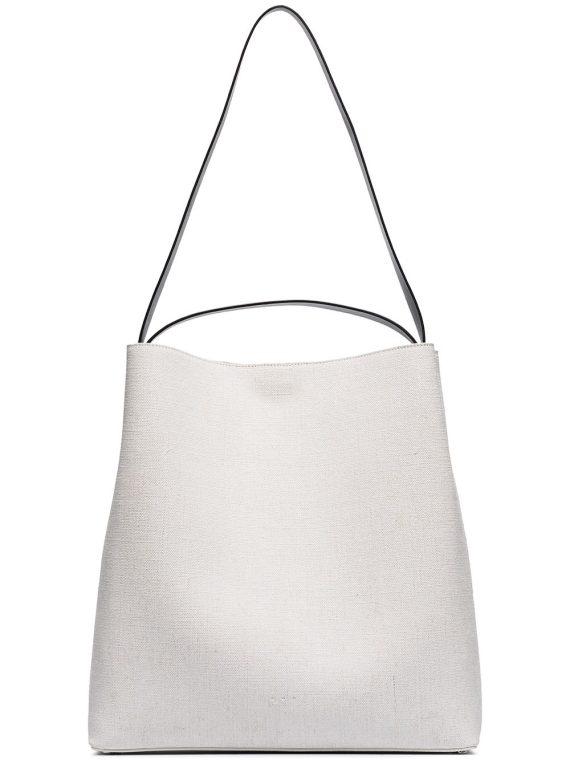 Aesther Ekme square-body shoulder bag - White - Aesther Ekme