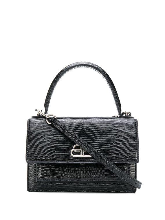 Balenciaga Sharp XS crossbody bag - Black - Balenciaga