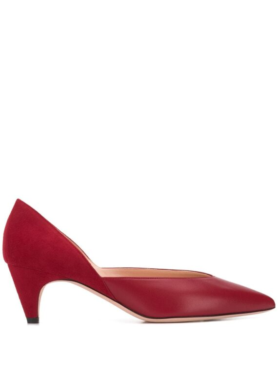Bally pointed toe pumps - Red - Bally