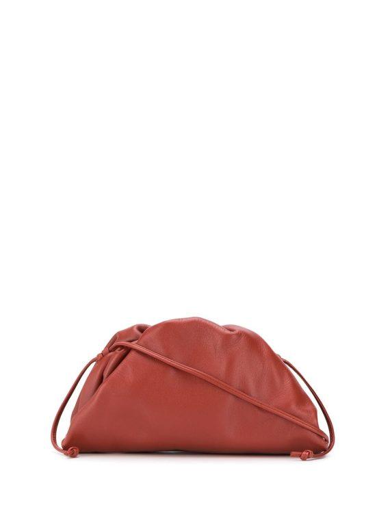 Bottega Veneta The Mini Pouch bag - Brown - Bottega Veneta
