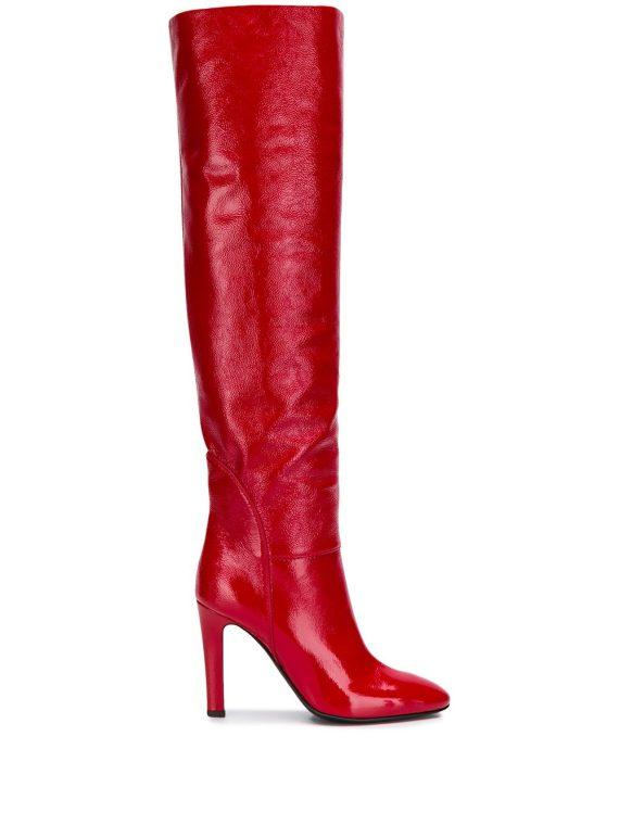 Giuseppe Zanotti over the knee boots - Red - Giuseppe Zanotti