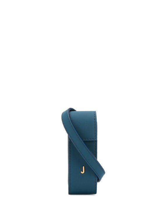 Jacquemus Le Porte Rouge à Lèvres mini bag - Blue - Jacquemus