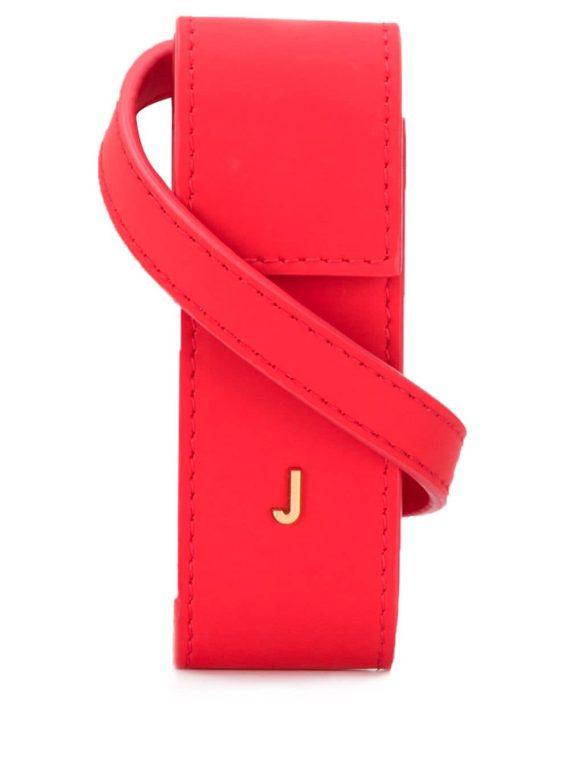Jacquemus lipstick holder mini bag - Red - Jacquemus