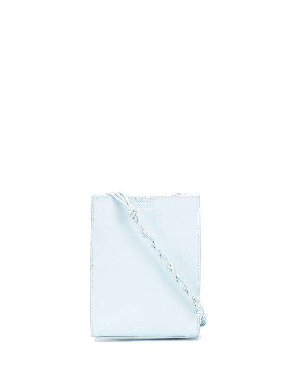 Jil Sander Tangle shoulder bag - Blue - Jil Sander