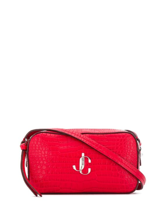 Jimmy Choo Hale crossbody bag - Red - Jimmy Choo