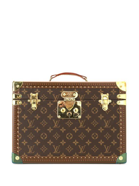 Louis Vuitton monogram cosmetic box - Brown - Louis Vuitton