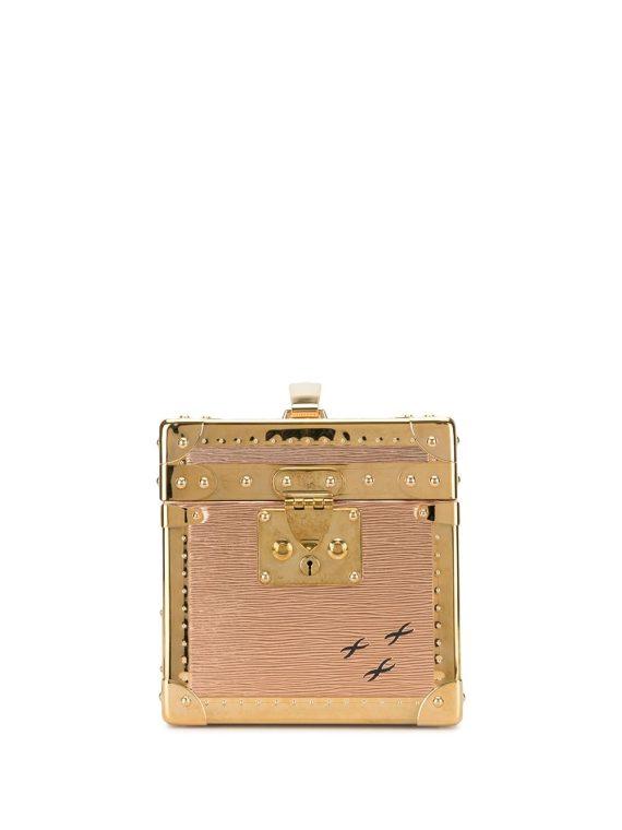 Louis Vuitton pre-owned Boite Flacons cosmetic box - GOLD - Louis Vuitton